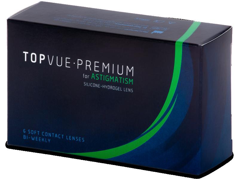 TopVue Premium for Astigmatism (6φακοί)