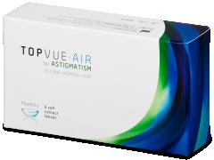 TopVue Air for Astigmatism (6φακοί)