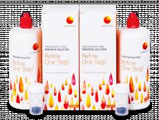 Υγρό Refine One Step 2x 360 ml