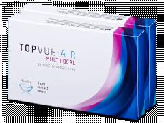 TopVue Air Multifocal (6 φακοί)