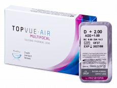 TopVue Air Multifocal (1 φακός)