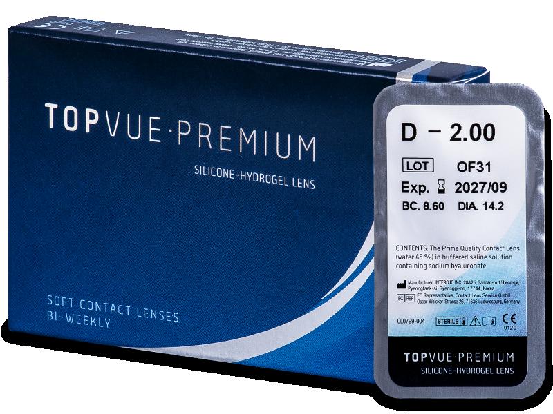 TopVue Premium (1φακός)