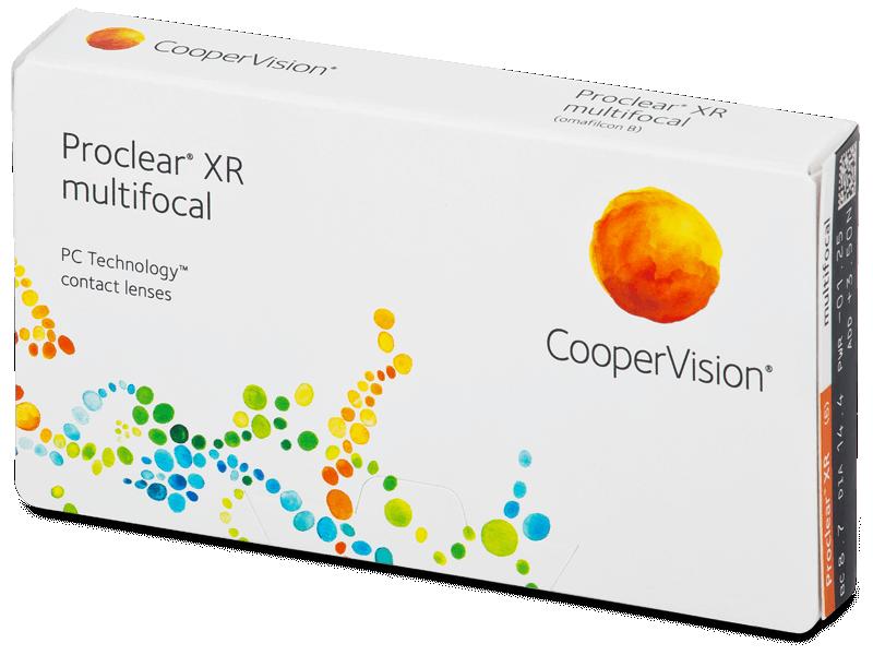 Proclear Multifocal XR (6 φακοί)