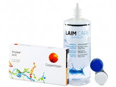 Proclear Toric XR (6 φακοί) +Υγρό Laim-Care 400 ml