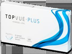 TopVue Monthly PLUS (6 φακοί)