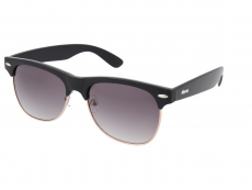 Sunglasses Alensa Browline Black