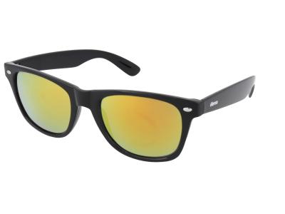 Γυαλιά Ηλίου Alensa Sport Black Orange Mirror