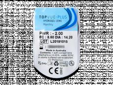TopVue Monthly PLUS (1φακός)
