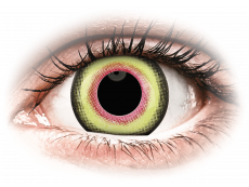 ColourVUE Crazy Lens - Mad Hatter - Ημερήσιοι φακοί Μη διοπτρικοί (2φακοί)