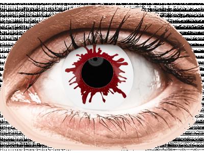 ColourVUE Crazy Lens - Wild Blood - Ημερήσιοι φακοί Μη διοπτ...