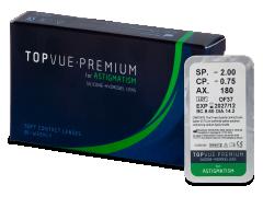 TopVue Premium for Astigmatism (1 δοκιμαστικός φακός)