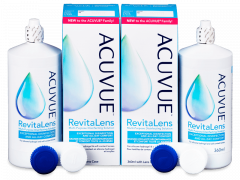 Υγρό Acuvue RevitaLens  2x360 ml