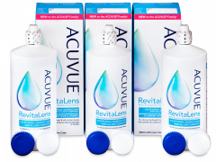 Υγρό Acuvue RevitaLens 3x360 ml