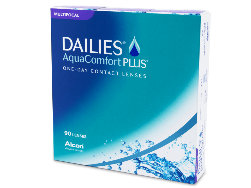 Dailies AquaComfort Plus Multifocal (90 φακοί)