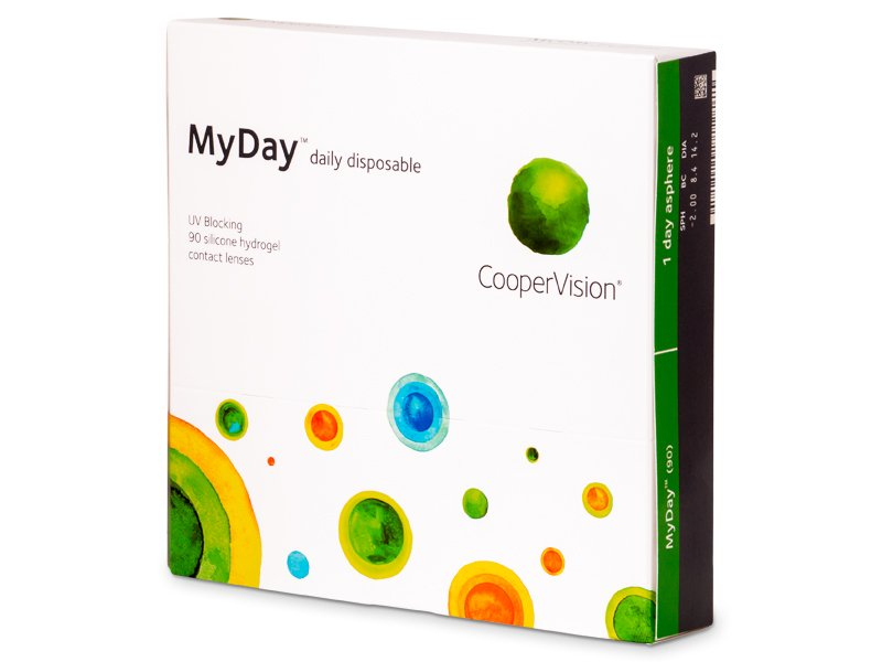 MyDay daily disposable (90φακοί)