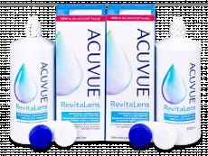Υγρό Acuvue RevitaLens  2x300 ml