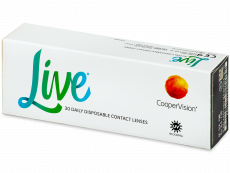 Live Daily Disposable (30 φακοί)