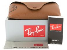 Γυαλιά ηλίου Ray-Ban Justin RB4165 - 865/T5 POL