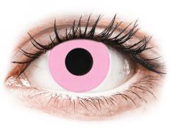 CRAZY LENS - Barbie Pink - Ημερήσιοι φακοί Διοπτρικοί (2 φακοί)