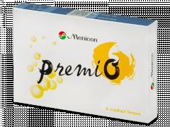 Menicon PremiO (6 φακοί)