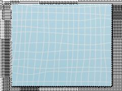 Πανάκι καθαρισμού για γυαλιά - γαλάζιο πλέγμα