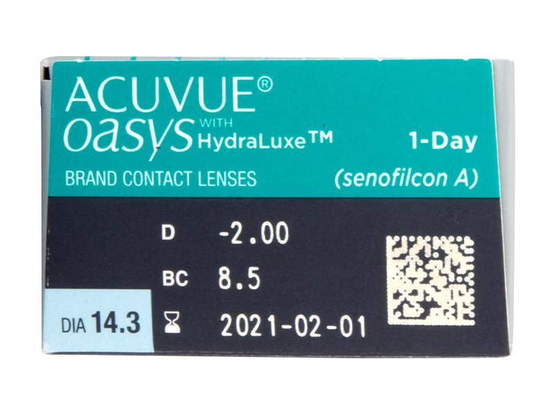 Acuvue Oasys 1-Day (30 φακοί)