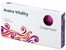Avaira Vitality (6 φακοί)