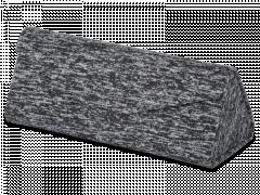 Θήκη γυαλιών με απόχρωση μαύρο-γκρι