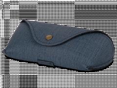 Μπλε θήκη για γυαλιά SH224-1