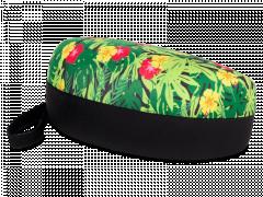 Θήκη γυαλιών - με λουλούδια
