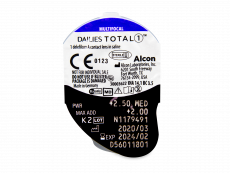 Dailies TOTAL1 Multifocal (30 φακοί)