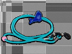 Κορδόνι γυαλιών σε μπλε χρώμα - δελφίνι