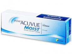 1 Day Acuvue Moist (30 φακοί)