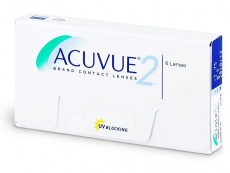 Acuvue 2 (6 φακοί)