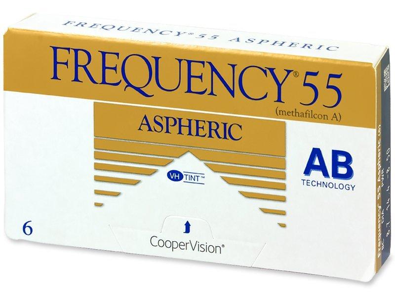 Frequency 55 Aspheric (6 φακοί)