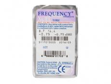 FREQUENCY XCEL TORIC (3 φακοί)
