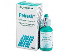 Οφθαλμικές σταγόνες Refresh 15 ml