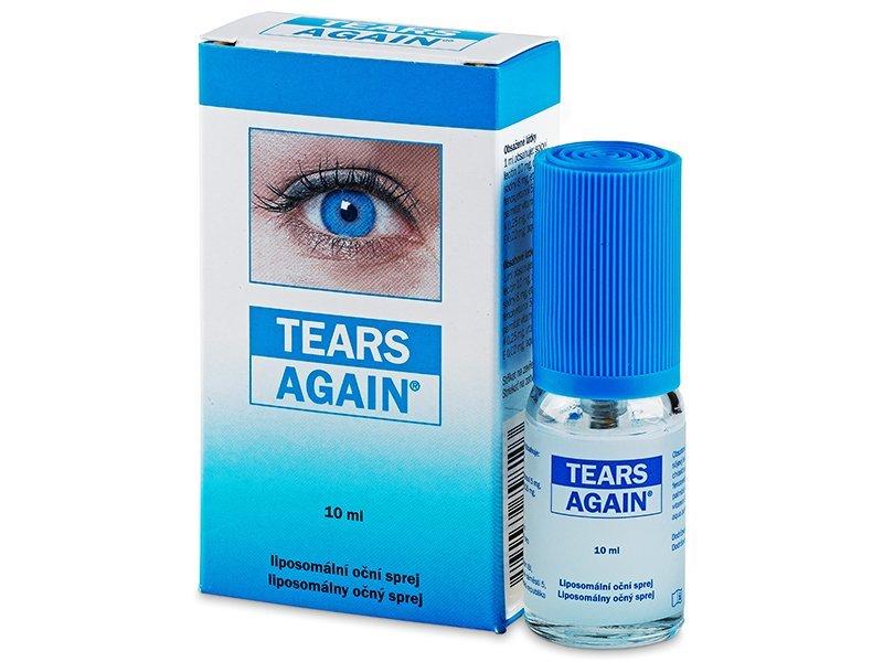 Οφθαλμικό σπρέι Tears Again 10 ml