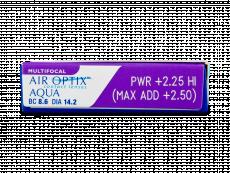 Air Optix Aqua Multifocal (6 φακοί)