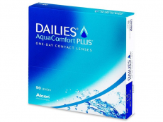 Dailies AquaComfort Plus (90 φακοί)
