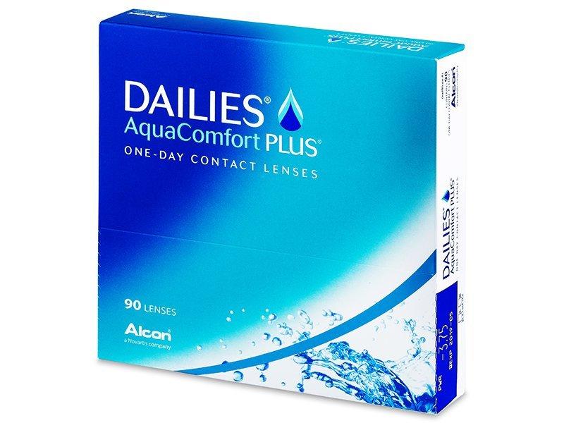 Dailies AquaComfort Plus (90 φακοί)
