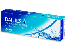 Dailies AquaComfort Plus (30 φακοί)