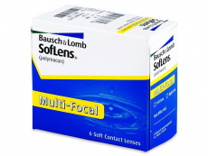 SofLens Multi-Focal (6 φακοί)