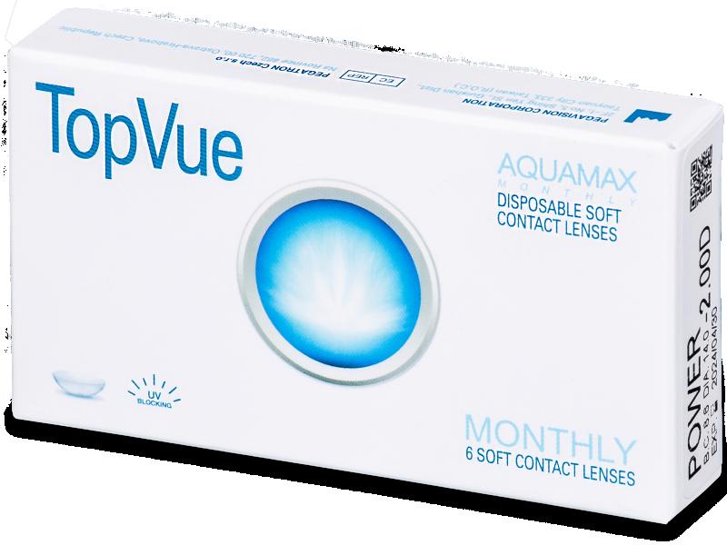 TopVue Monthly (6 φακοί)