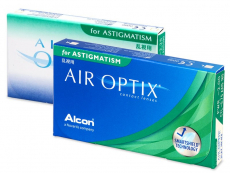 Air Optix for Astigmatism (6 φακοί)