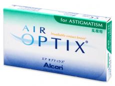 Air Optix for Astigmatism (6 φακοί)