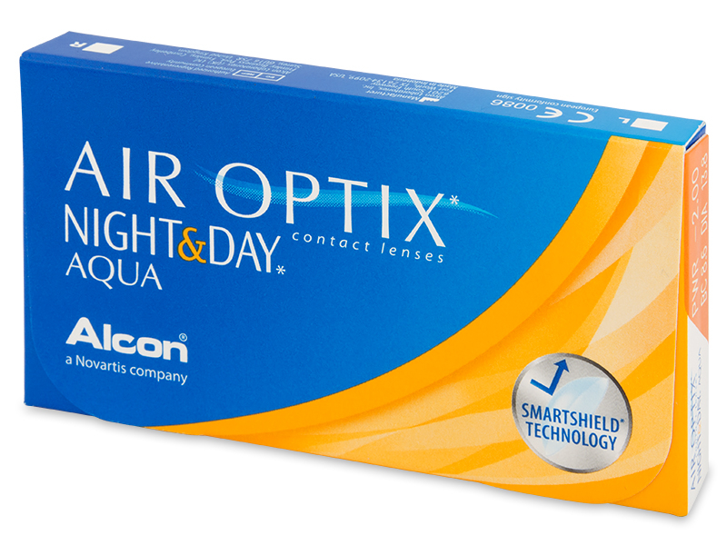 Air Optix Night and Day Aqua (3 φακοί)