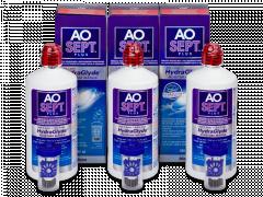 Υγρό AO SEPT PLUS HydraGlyde 3x360ml