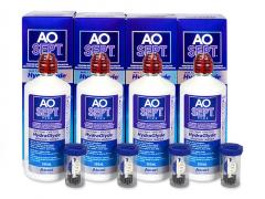 Υγρό AO SEPT PLUS HydraGlyde 4x360ml